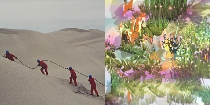 3年に1度の現代アートの国際展。ヨコハマトリエンナーレ2017『島と星座とガラパゴス』