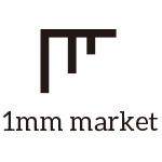 「1mm market」のロゴ