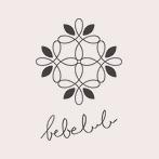 「bebelulu」のロゴ
