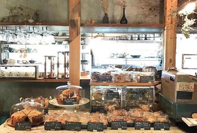 焼き立てのマフィンが味わえる流山市にある「Cafe ONIWA(カフェ オニワ)」