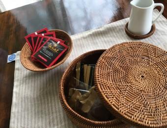 """使い込むほどに艶も愛着も増す。バリ島で作られる""""アタ""""の籠製品を日常に"""