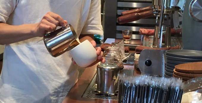 「ダンデライオン・チョコレート ファクトリー&カフェ蔵前」のおすすめの珈琲