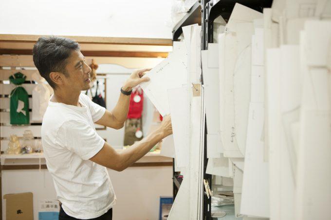 一人ひとりに合わせた帆布バッグをセミオーダーで作る Ko'da styleのこうださん