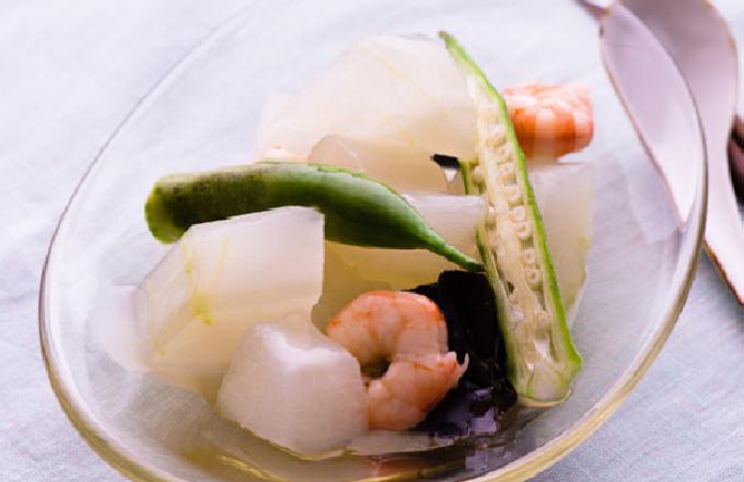 「とうがん」の中華風レシピ