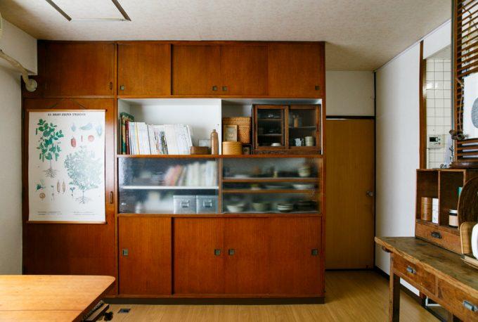 中村さんの工房の一室