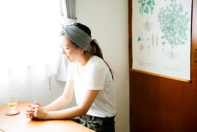 アクセサリー作家の中村さん