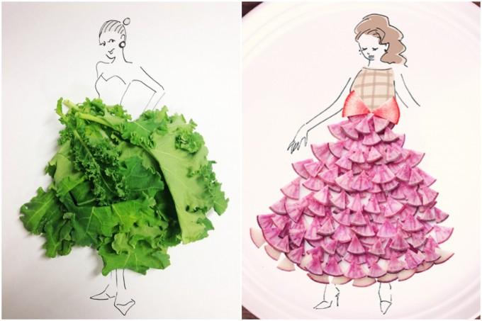 oisix 野菜の日フォト