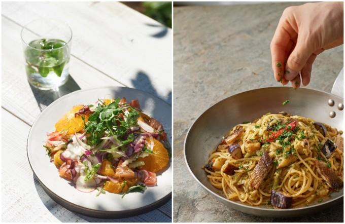 季節を味わう体に優しいおうちごはん。レシピ集『シンプルオーガニックキッチン』が発売