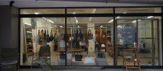 蔵前に店舗を構える革バッグ専門店の「REN」