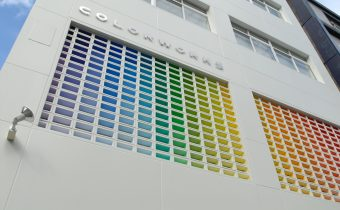 ペイントで自分らしいインテリアを実現!色のプロ「COLORWORKS(カラーワークス)」