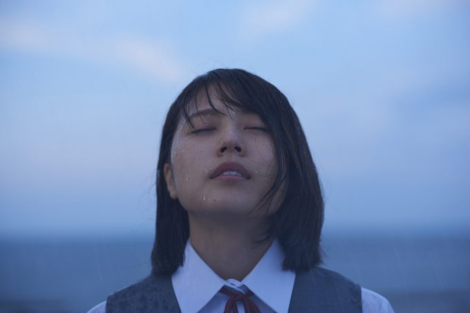 行定勲監督最新作「ナラタージュ」の女子大生・泉役の有村架純