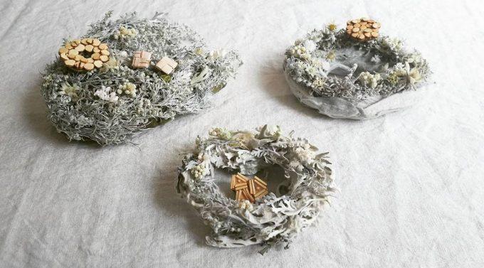 「ninon」と是枝錬太郎のコラボ作品
