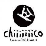 アクセサリーブランド「chiiiiiiico(チーコ)」のロゴ