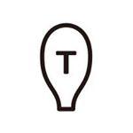 「TOUMEI(トウメイ)」のロゴ