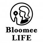 「Bloomee LIFE(ブルーミーライフ)」のロゴ