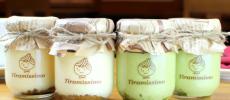 プレゼントにもぴったり。とろりと蕩ける「ティラミッシモ」の瓶詰ティラミス