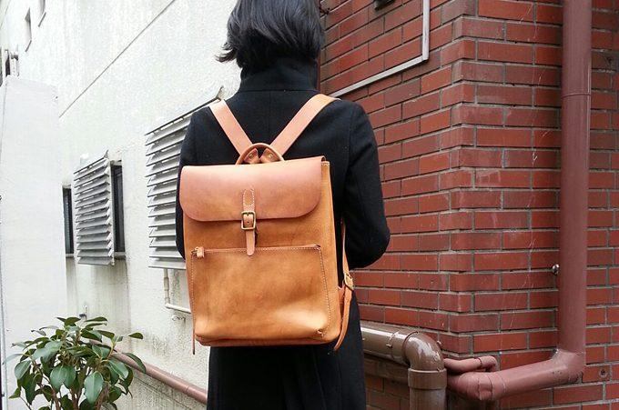 077dc9323d 通勤・通学に。大人が使いたいおすすめ『革リュック』ブランド<3選 ...