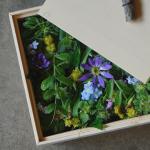 木箱をあけた時の感動をあなたへ。京都の花屋「みたて」の新しいフラワーアレンジメント