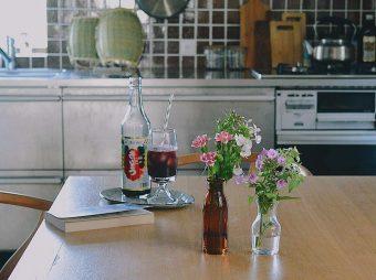 ミントの香りが爽やか。どんなお部屋にも合わせやすい『カーネーション』のブーケ