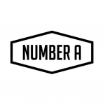 カフェダイナー「NUMBER A」ロゴ画像