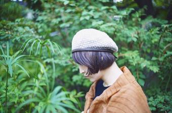 秋冬ファッションにあたたかなアクセントを。「PUT ON」がつくる大人なベレー帽