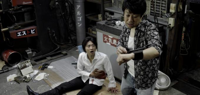 「星降る町の映画祭」で上映される『巣鴨救急2030』