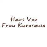「Hans Von Frau Kurosawa(ハウスフォンフラウクロサワ)」のロゴ
