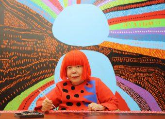 最新作や、未公開作品も。草間彌生作品が堪能できる「草間彌生美術館」が新宿にオープン