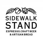 井の頭公園駅にあるカフェSIDEWALK STANDのロゴ