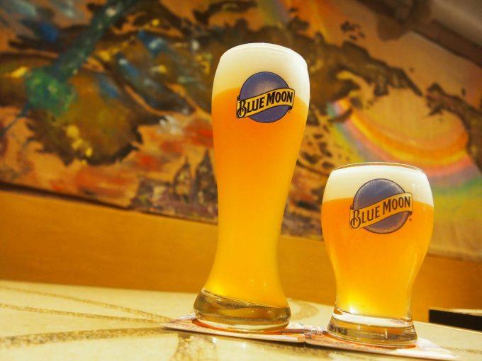 旅カフェGIFTのビール