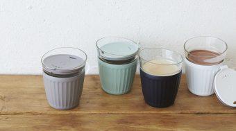 カフェタイムを快適に。ホットドリンクが簡単に作れるラテカップ「ON℃ZONE」