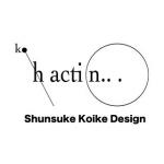 「ko haction(コハクション)」のロゴ