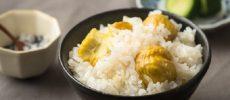 9月9日は『重陽の節句』。ほっとする甘さと香りを楽しむ「生栗から炊く栗ごはん」のレシピ