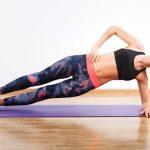 <体幹トレーニング・初級>憧れの引き締まったくびれを目指す「サイドプランク」