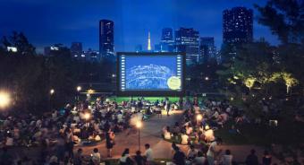 都会の中で感じる新しい感動。思い出に残る映画体験を届ける「Do it Theater」