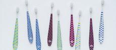 「Qun boon(キブン)」の歯ブラシ、デザインが分かる画像
