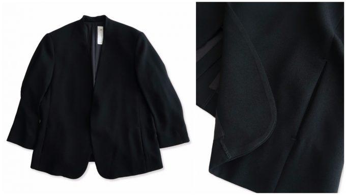 ノーコントロールエアーのジャケット