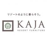 「KAJA(カジャ)」のロゴ