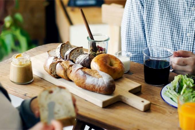 ネットショップでも買える「七穀ベーカリー」のパンのお楽しみセット