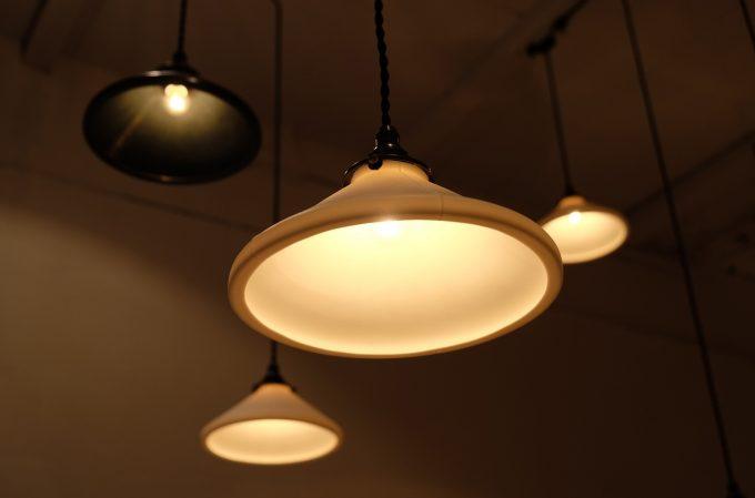 飛松さんのランプシェード