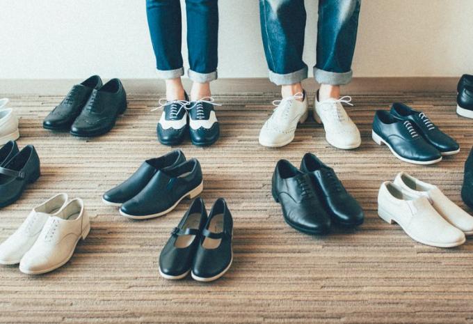 chausserのバリエーション豊富な革靴
