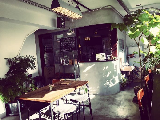 吉祥寺のおすすめカフェ、一息つけるカフェHOSANNA CAFÉ