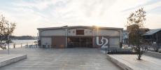 広島県の尾道「ONOMICHI U2」の外観