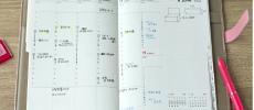 来年の手帳は自分のライフスタイルにあったものを。便利で個性豊かな手帳・ダイアリー特集