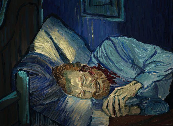 油絵で描かれる『ゴッホ 〜最期の手紙〜 』