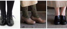 冬のコーディネートにぴったりの革靴