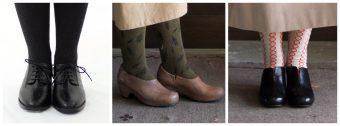 おしゃれは足元から。冬にぴったりの、街中で目をひく大人かわいい「革靴」特集