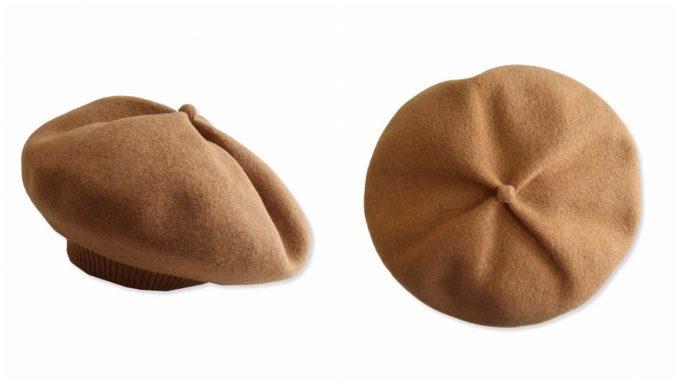 おしゃれで可愛い、大人のベレー帽「マチュアーハ」
