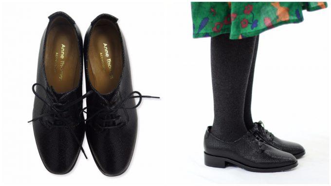アントーマスの革靴