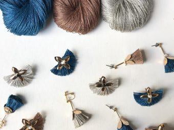 繊細な糸が織りなす。大人の上品さを演出する「cent  quarante」のアクセサリー